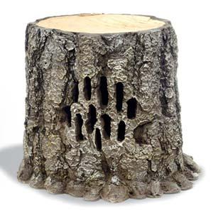 Altavozen forma de tronco