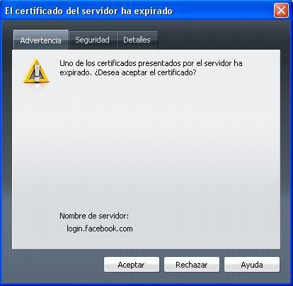 Certificado Opera