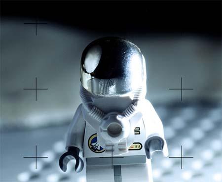40 aniversario del Apolo 11 al estilo LEGO