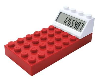 Calculadora estilo LEGO