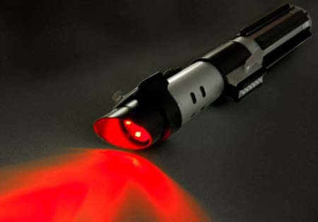 Linterna Sable de Luz de Darth Vader
