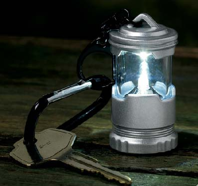 Linterna Mini LED camping