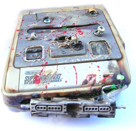 Super Nintendo Zombie