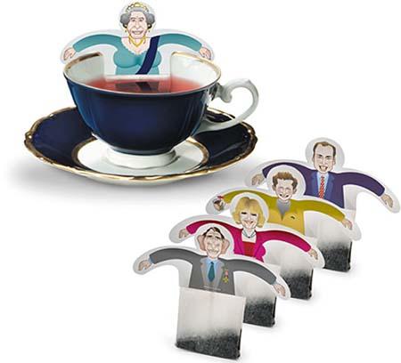 RoyalTea - Bolsas de té