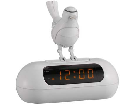Okko, LED alarm clock.