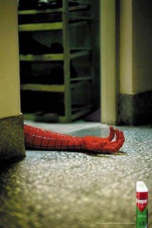 La muerte de Spiderman