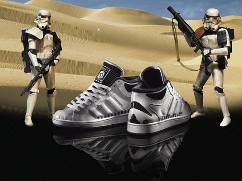 Zapatillas Adidas Star Wars |