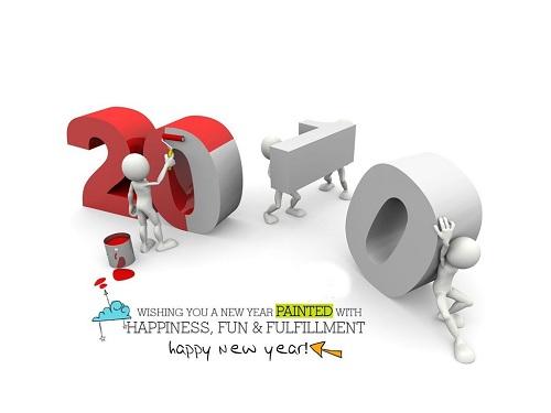 Feliz 2010!