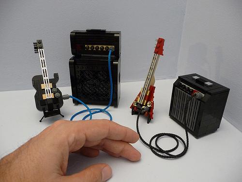 Guitarras LEGO