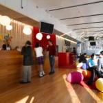 Fotos de las oficinas de Google Zurich