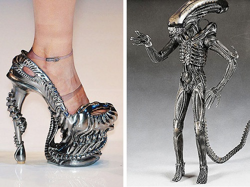Alexander Mcqueen Zapatos Mujer