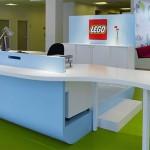 Oficinas de Lego en Dinamarca