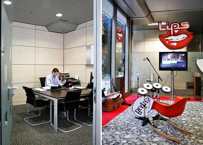 Fotos de las oficinas de microsoft en espa a madrid for Oficinas mcdonalds madrid