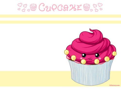 Cupcake Wallpapers | geekalia.com