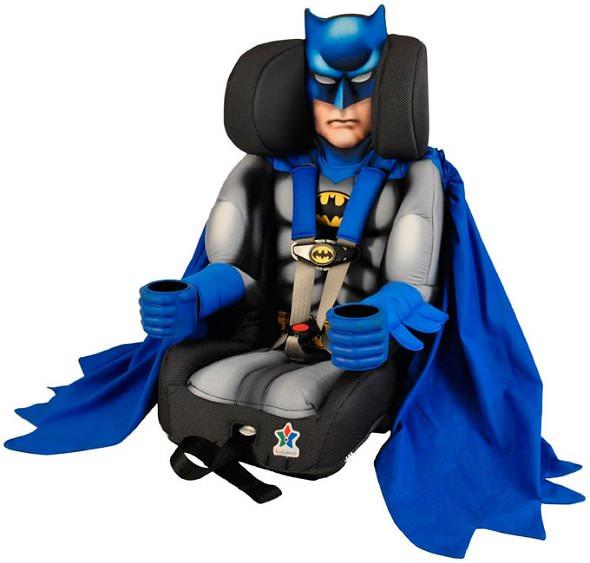 silla de coche para ni os de batman