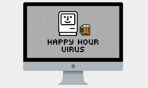 Happy Hour Virus, aplicación online para gastar bromas a tus amigos
