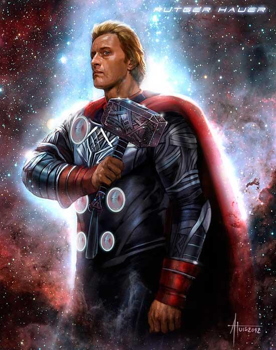 Rutger Hauer como Thor