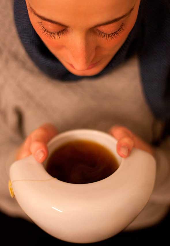 ToastyMUG, una taza para calentar la manos