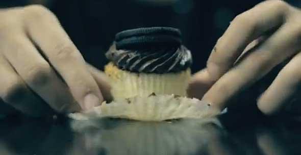 Cómo comer un Cupcake