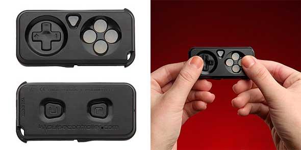 Con este pequeño mando podrás jugar en tu móvil como si lo hicieses en una consola