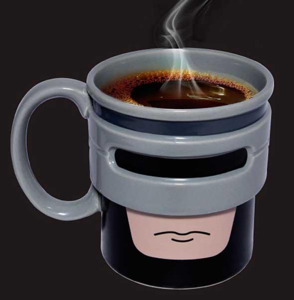 Robocup, la taza de Robocop