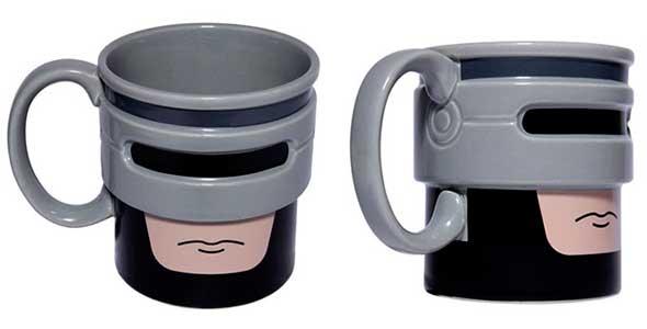 Taza de Robocop