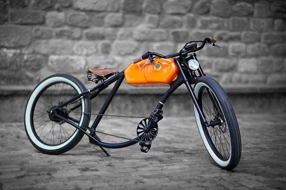 Bicicletas el ctricas con dise o retro de oto cycles for Disenos para bicicletas