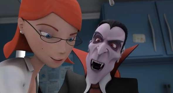 [Cortos de Animación] Vampire's Crown
