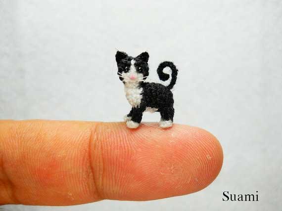 Muñecos adorables de crochet amigurumi