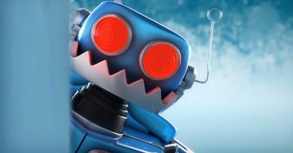 Corto Animado - SuperBot