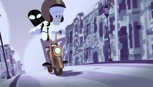 Corto de Animación - Fallin' Floyd