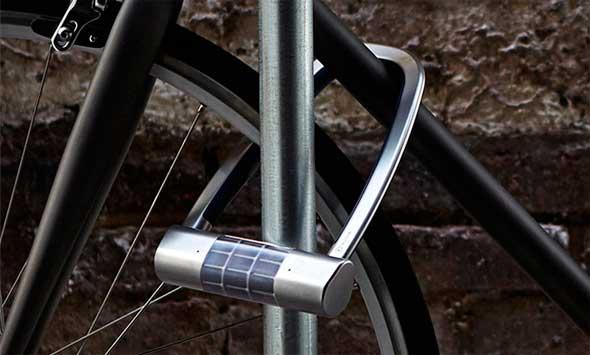 Skylock, un candado para bicicleta que envía una alerta al móvil en caso de robo