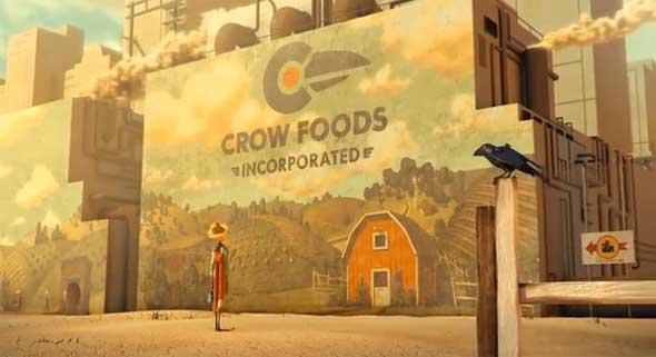 Corto de Animación - The Scarecrow