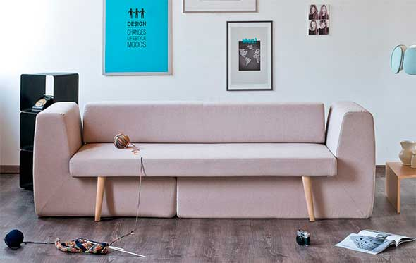 Sofista sofá modular