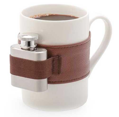 Taza especial para «café con gotas»