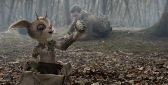 Murphy, un corto ambientado en la Segunda Guerra Mundial
