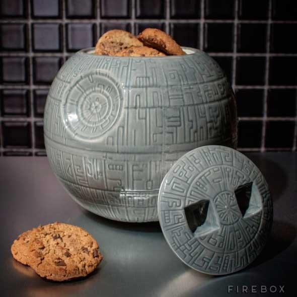Tarro para galletas del lado oscuro Star Wars