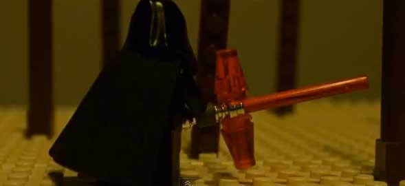 Tráiler de 'Star Wars Episodio VII' hecho con Lego