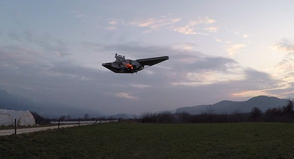 DIY - Convierte tu drone en un Destructor Estelar de Star Wars