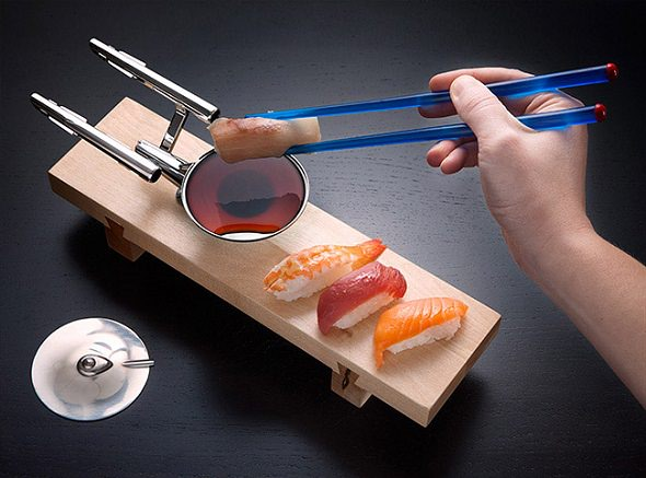 Set de Sushi Star Trek U.S.S. Enterprise