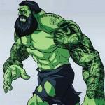 hulk-barba